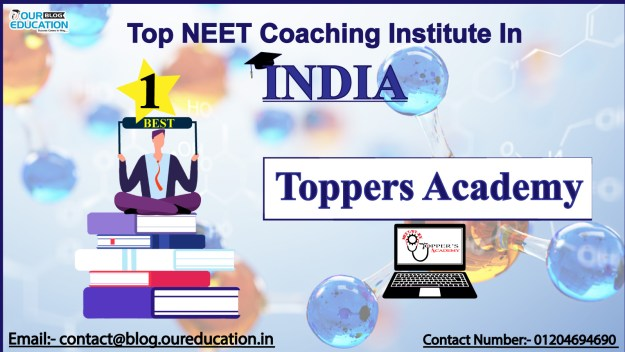 Top NEET Coaching Institutes For Medical In India