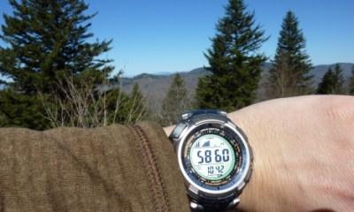 casio pathfinder watch