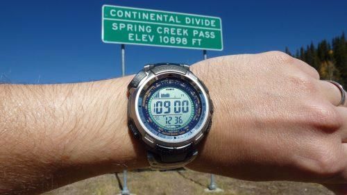 calibrate altimeter