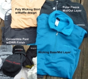 clothing layers