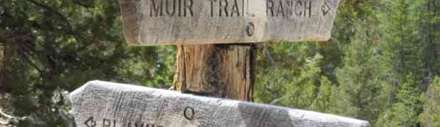 Muir Trail Ranch Resupply