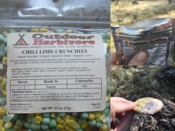 Best backpacking snacks
