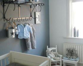 decoración y habitación, bebe