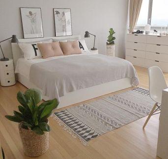decoración alfombra dormitorio