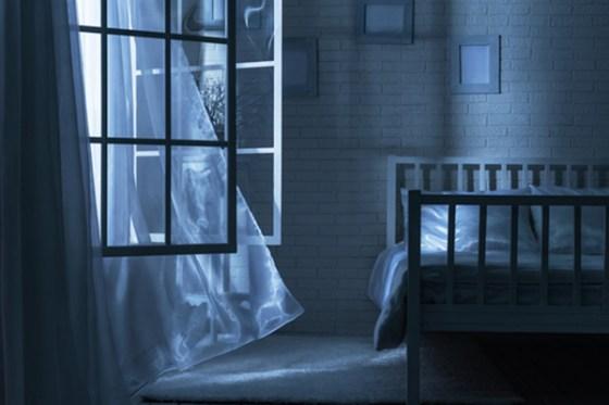 Abre las ventanas solo en las noches