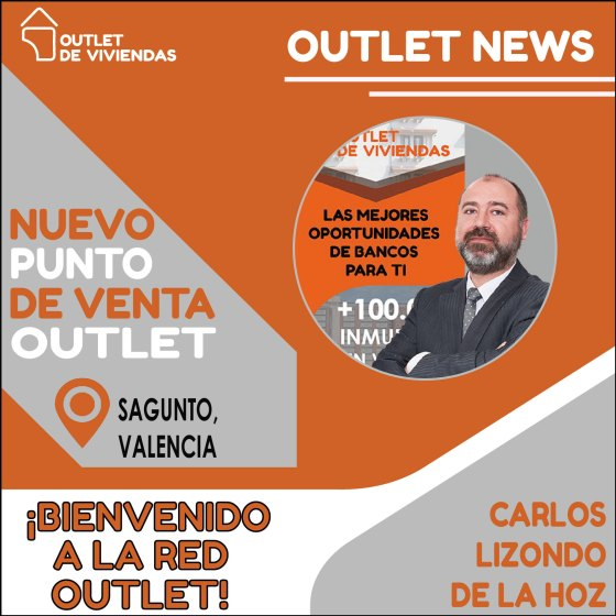 Sagunto se suma a la red Outlet