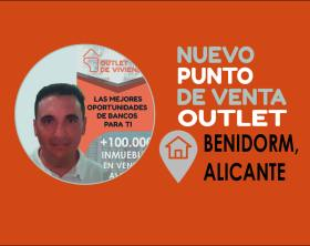 Benidorm se suma a la red Outlet