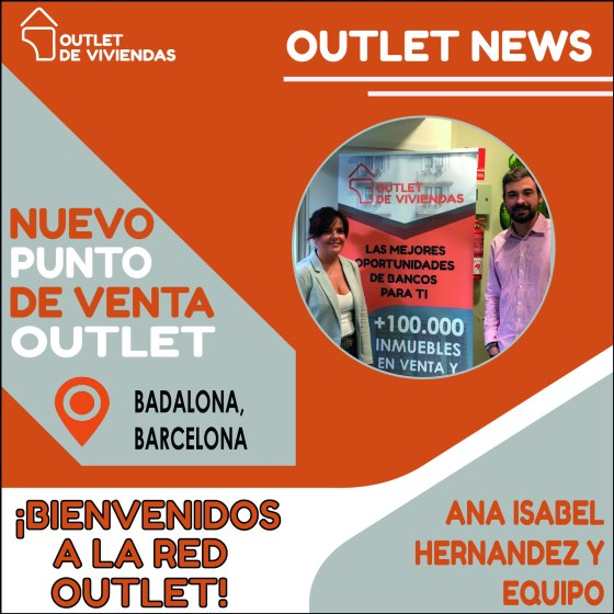 Badalona se suma a la red Outlet