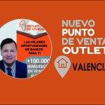 Outlet de Viviendas suma un nuevo punto de venta en Valencia