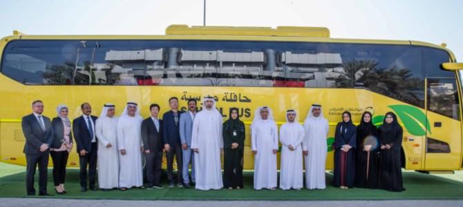 Emirates Transports: arriva il primo scuola bus elettrico di Dubai