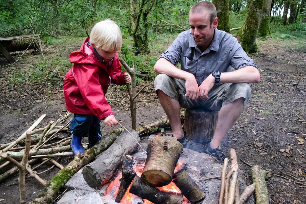 【露露營】親子露營的好處–你想讓孩子學到什麼?