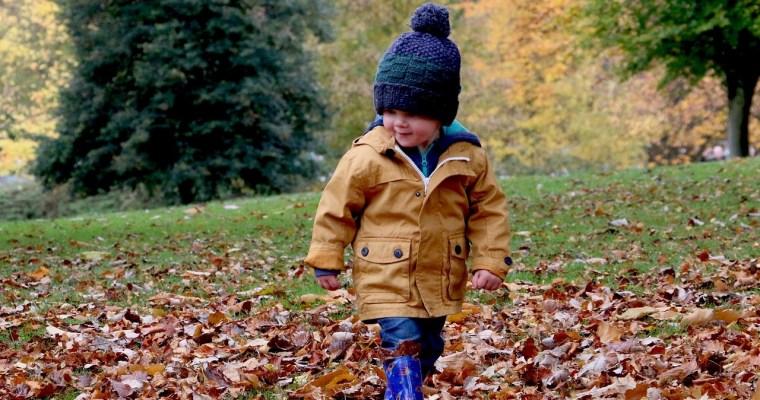 【戶外咖】輕輕鬆鬆,在郊外培養孩子的公德心