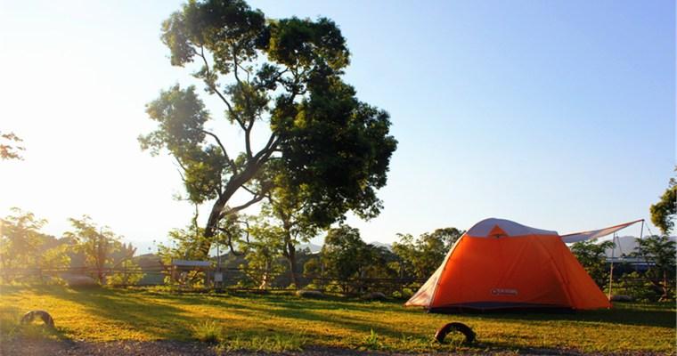 【找營地】露營新手也能輕鬆駕馭的休閒營地 櫻花鳥森林