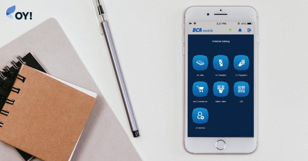 Cara Transfer Uang Pakai Mobile Banking Bca Blog Oy Indonesia
