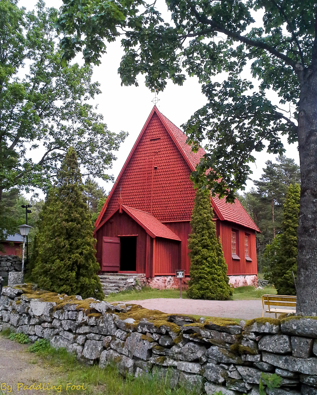 Sottunga Church