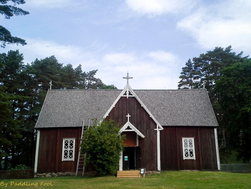 Seili isle chapel