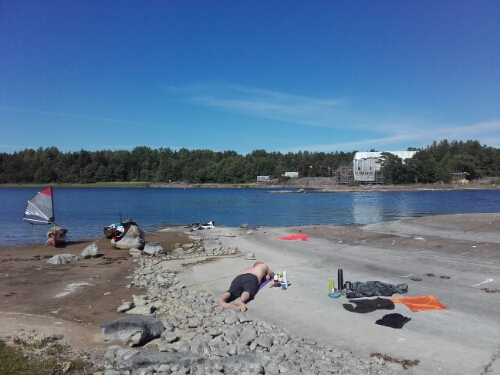 Day 11: Lilla Mistö -Fladalandet – Gränskär – Hanko – Gustavsörarnä