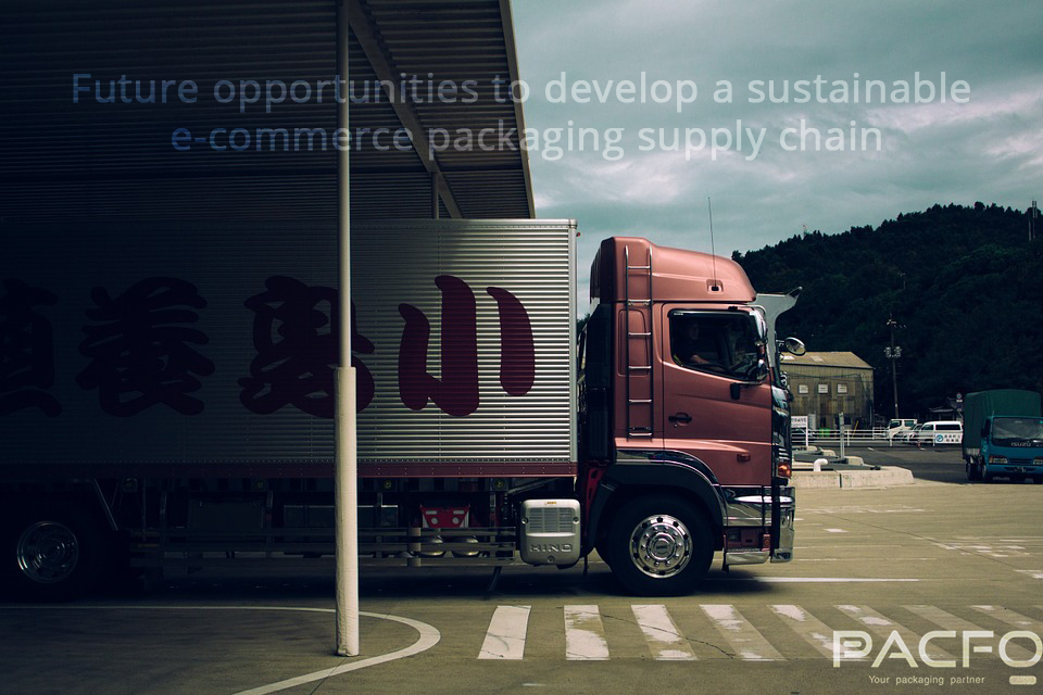 Future opportunities to develop a sustainable e-commerce packaging supply chain