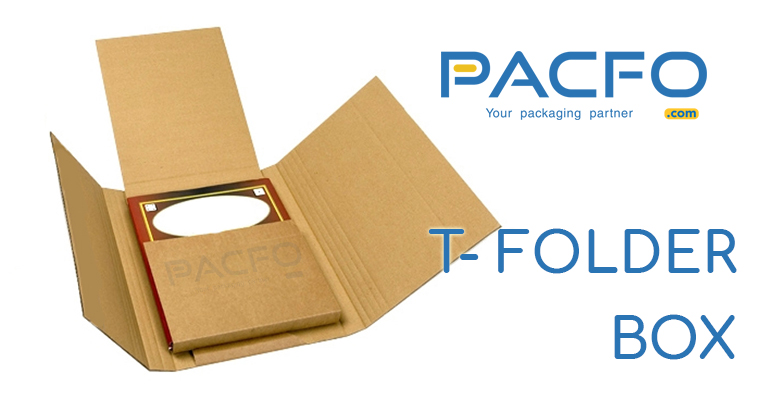 FEFCO 0400 series T-folder  and Wrap Around Boxes at Pacfo