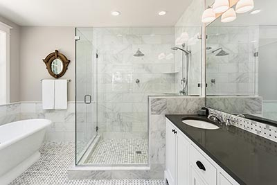 Master Bathroom Remodeling Costs Are the Highest in San Francisco     Homeowners in the San Francisco metro area who are planning to renovate  their master bathroom should be prepared for a hefty bill  as that project  costs