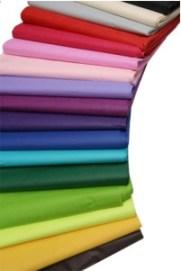 farbiges Seidenpapier