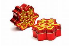 Das Geschenk in China: unterschiedliche Tradition