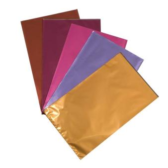 Flachbeutel metallic mat