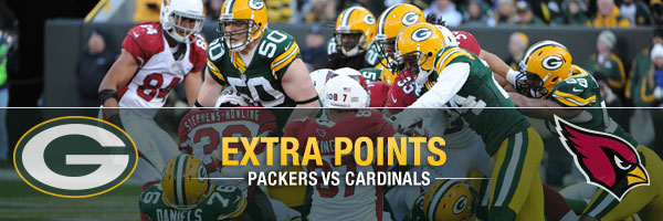 Packers-Cardinals extra points