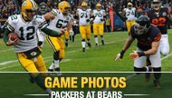 Game Photos - Packers at Bears