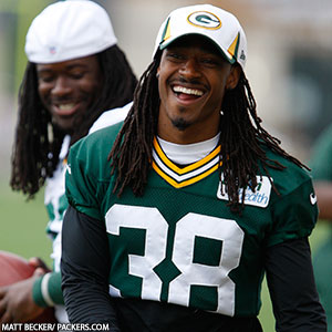 CB Tramon Williams