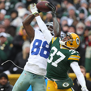 Dallas WR Dez Bryant