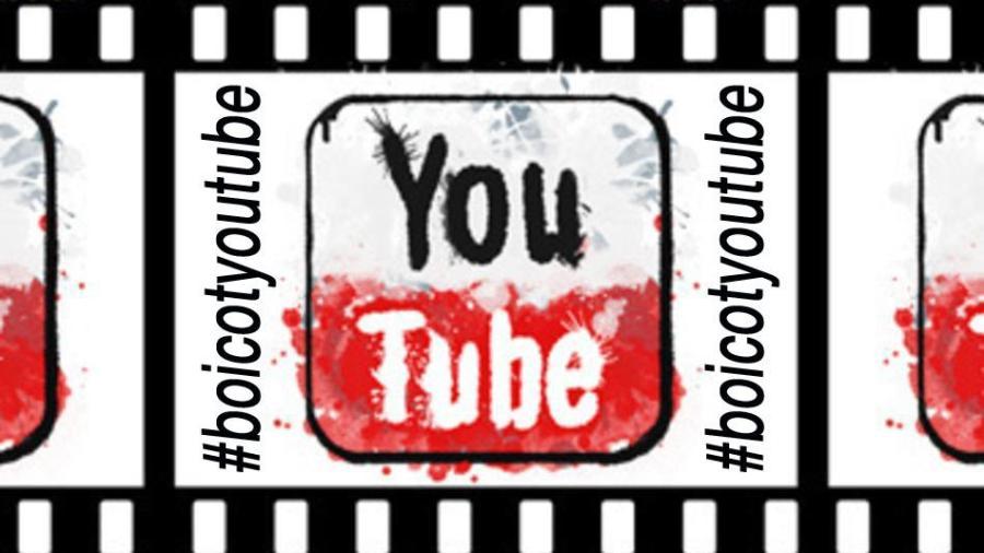 boicot a youtube