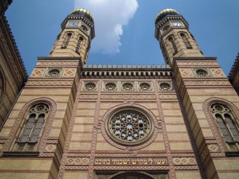 Grote Synagoge van Boedapest (1)