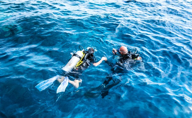 How Scuba Diving can help people with autism