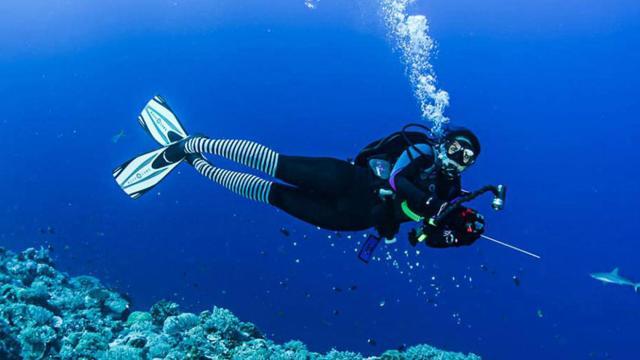 spain, best diving destinations for women
