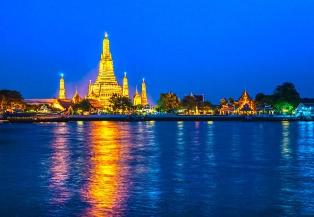 Thailand - Bangkok - Water - Building