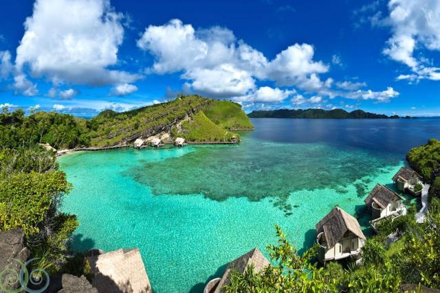 best house reefs misool resort in indonesia