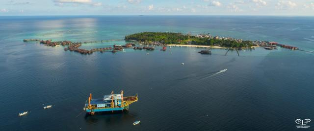 best house reefs seaventures dive rig in malaysia