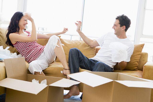 cutii carton pentru mutat