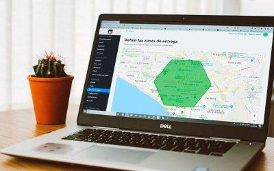 Nuevas herramientas disponibles para tu tienda virtual: Establece zonas de envío.