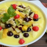 Mixed Fruity Custard