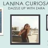 Dazzle up with Zara