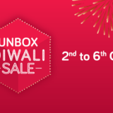 Snapdeal Unbox Diwali Sale 2nd to 6th October