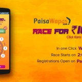 PaisaWapas Race For Rs.1000 at 2 PM, 29 March| Click Karo Paise Kamao.