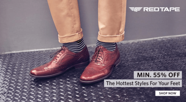 Myntra Offers & Discount on Footwears