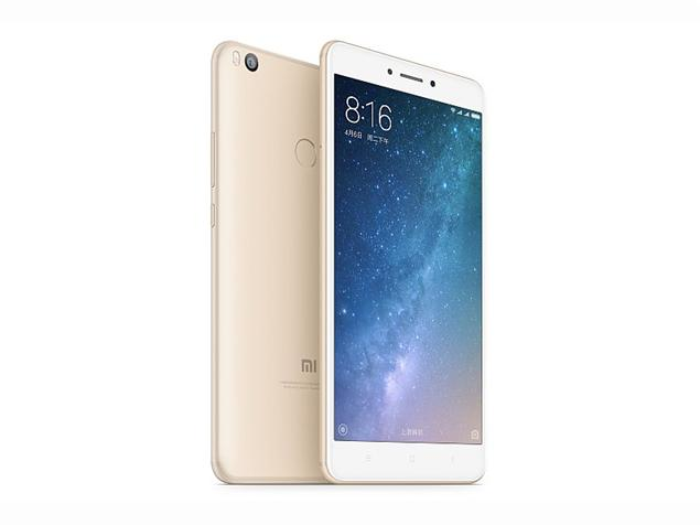 Mi Max 2 on Flash Sale