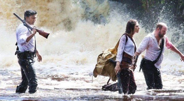 Amazon Obhijaan movie tickets offers Buy 1 Get 1 Free