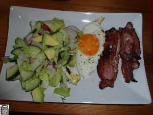 Den 1 snídaně