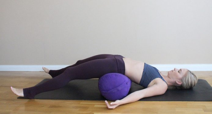 Yoga for Adrenal Fatigue