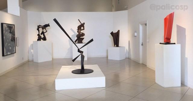 奥出雲鉄の彫刻美術館・館内写真